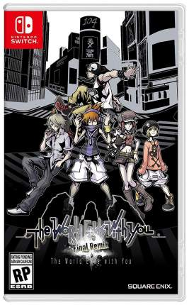 Игра для Nintendo Switch The World Ends with You