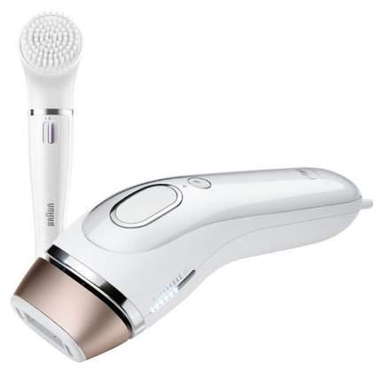 Фотоэпилятор Braun Silk-expert 5 IPL BD5008 + Щетка для чистки лица Braun Face