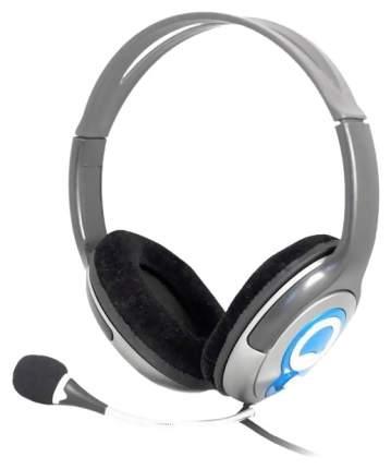 Игровые наушники Ritmix RH RH-943M White/Grey