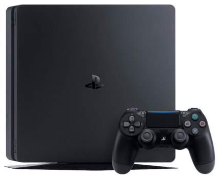 Игровая приставка Sony PlayStation 4 Slim 500Gb + GTS+UCA: Путь вора+Horizont+GTS+PS+3 мес