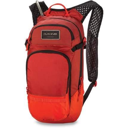 Велосипедный рюкзак Dakine Session 12 л Red Rock