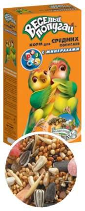 Основной корм Зоомир для попугаев 450 г, 1 шт