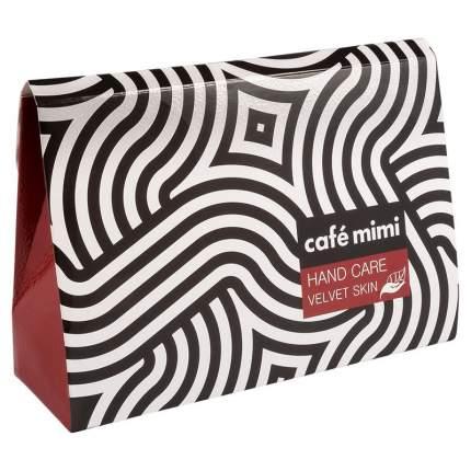 Подарочный набор Cafe mimi для женщин Velvet skin Hand care