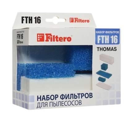 Фильтр для пылесоса Filtero FTH 16