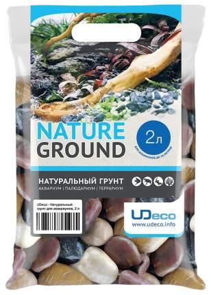 Грунт для аквариума UDeco Stream Mix 30-50 мм 2 л