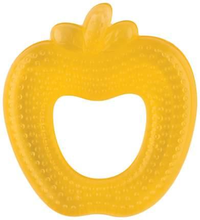 Прорезыватель lubby с водой just яблочко от 4 мес