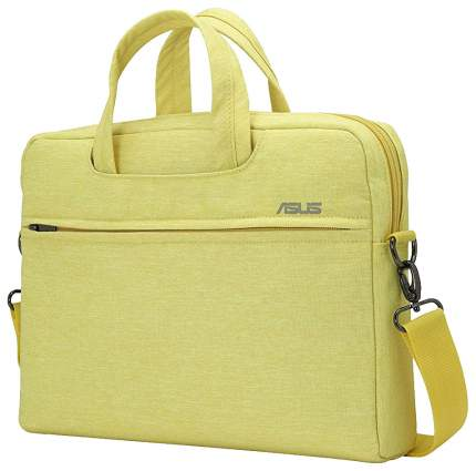 """Сумка для ноутбука 12"""" Asus EOS Shoulder Bag желтая"""