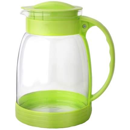 Кувшин стекл 1,6л зелен TM Appetite