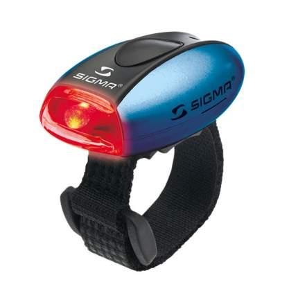 Велосипедный фонарь задний Sigma Micro 17232 синий