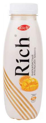 Нектар Rich бархатистый апельсин-манго 0.3 л