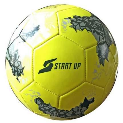 Футбольный мяч Start Up E5125 №5 lime