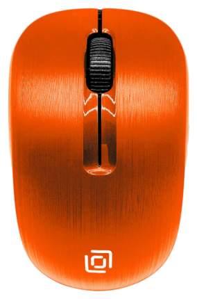 Беспроводная мышка OKLICK 525MW Orange/Black