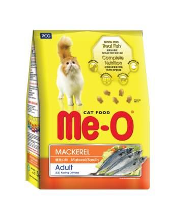 Сухой корм для кошек Ме-О Complete nutrition Adult, скумбрия, 1,2кг