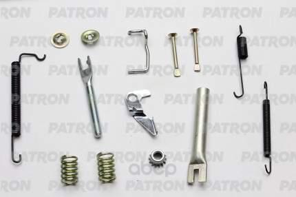 Ремкомплект тормозных колодок PATRON для Daewoo Nexia (барабан), задний левый PSRK005KOR