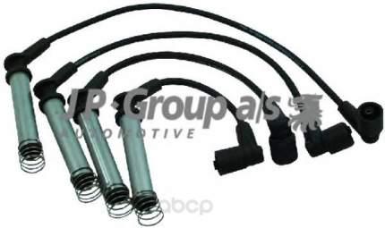 Высоковольтные провода комплект electrix, dk jp group 1292002510