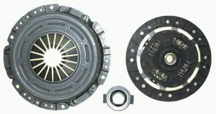 Комплект многодискового сцепления Sachs 3000540001