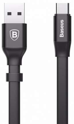 Портативный кабель Baseus Nimble USB - USB-C 23 cm (Black)