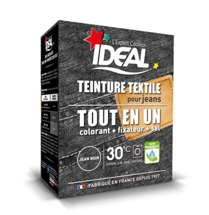 Краска Ideal maxi Все в Одном/Черные джинсы для окрашивания джинсов черная 350 г