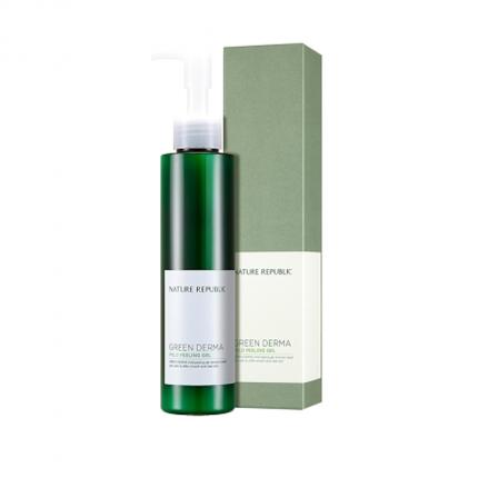 Пилинг-гель для лица Green Derma Mild Peeling Gel 150 мл
