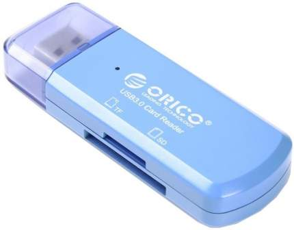 Картридер Orico CTU33 (Blue)