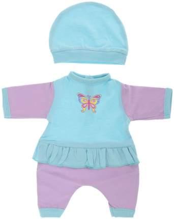 Набор одежды для кукол Mary Poppins Комбинезон с шапочкой Бабочка 214