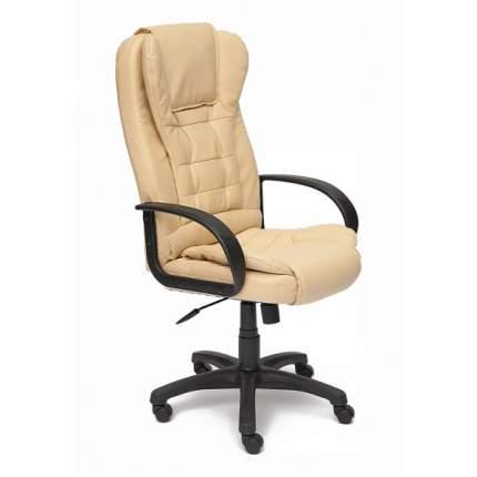 Кресло руководителя TetChair Baron ST, бежевый