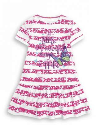 Платье для девочки Pelican GFDT4022 Розовый р. 140