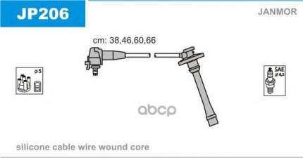 Комплект проводов зажигания JANMOR JP206