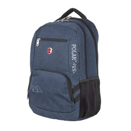 Рюкзак Polar П5104 21 л синий