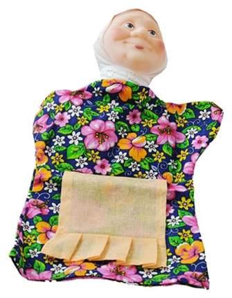 Кукла на руку Русский Стиль Бабка 31 см 11010