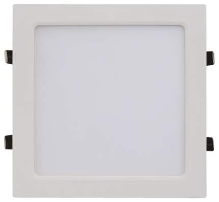 Встраиваемый светильник In home SLP-eco 18 Вт 4000 К 1260 Лм 225х225х23 мм