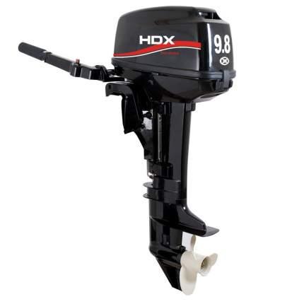 Лодочный мотор HDX T 9,8 BMS R-Series 9.8 двухтактный
