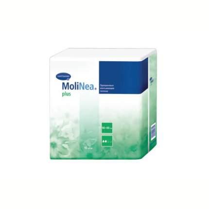 Впитывающие пеленки MoliNea 60 х 60 см 10 шт.