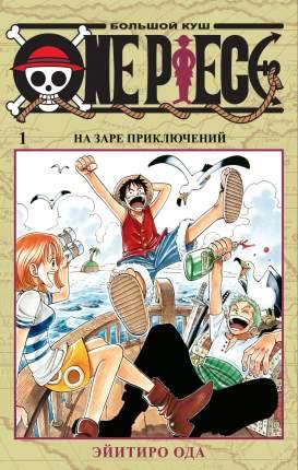 Манга One Piece, Большой куш, Книга 1