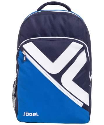 Рюкзак Jogel JBP-1901-971, темно-синий/синий/белый, L, 25 л