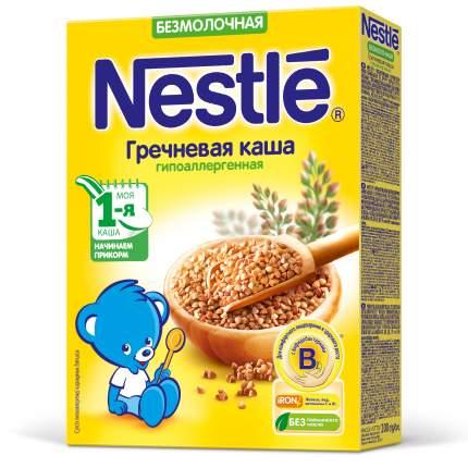 Безмолочная каша Nestle Гречневая с 4 мес 200 г