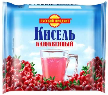 Кисель Русский продукт клюквенный брикет 220 г