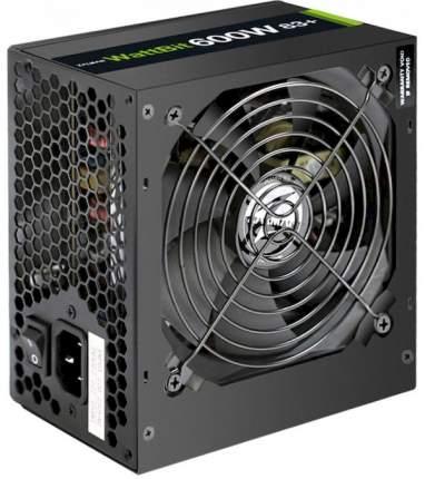 Блок питания компьютера  Zalman ZM600-XE WattBit 600W 83+ ATX12V V2,3 600Вт