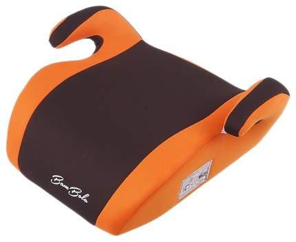 Бустер Bambola Tutela Оранжевый/Коричневый группа 3, 22-36 кг