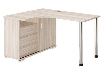 Письменный стол Мэрдэс MER_SR-145SM_VKK-LEV, венге/карамель