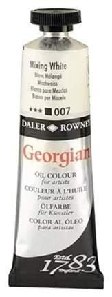 Масляная краска Daler Rowney Georgian смесь белил 75 мл