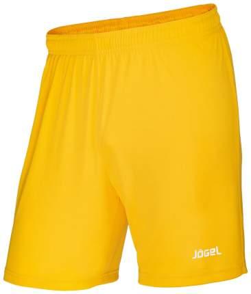 Шорты футбольные детские Jogel желтые JFS-1110-041 YM