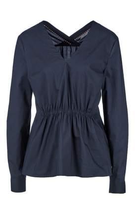Блуза женская Tommy Hilfiger синяя 42