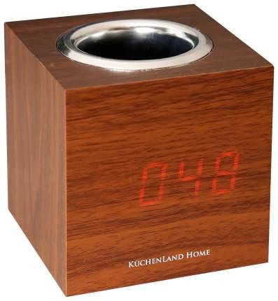 Часы Kuchenland Clock с подставкой для ручек