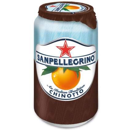 Напиток San Pellegrino chinotto померанец 200 мл