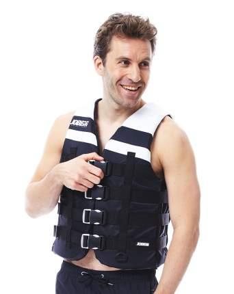 Гидрожилет унисекс Jobe 2019 4 Buckle Vest, black, 4XL