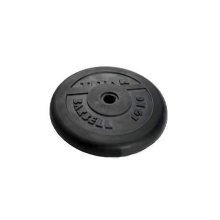 Диск для штанги MB Barbell Titan 5 кг, 31 мм