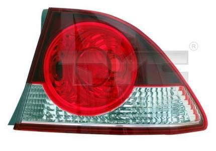 Задний фонарь TYC 11-0978-01-2