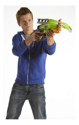 Арбалет игрушечный Nerf зомби a6558