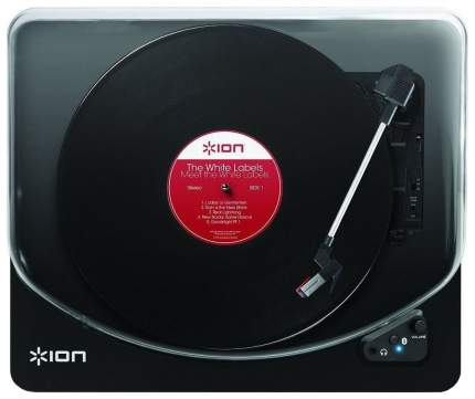 Проигрыватель виниловых дисков ION Audio Air LP Черный